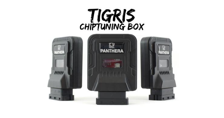 PANTHERA TIGRIS CHIPTUNING BOX IM VIDEO